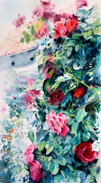 Różany ogród 2