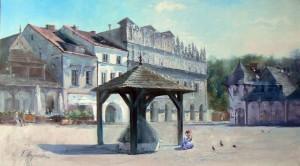 Rynek-w-Kazimierzu
