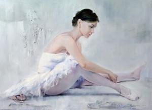 Baletnicaolp50x70