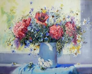 Polne-kwiaty-maki